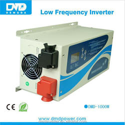1000w invertor 12 to 220 pure sine frequency converter 50hz to 60hz with charger