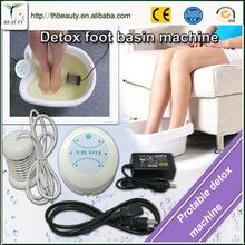 Massage ions pied de Detox Spa sexe gratuit Usa Massage bain à remous Detox Foot Spa