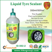 Captain Liquid tire sealant (repair before puncture)