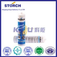 General purpose silicone sealant, various colour silicone rubber