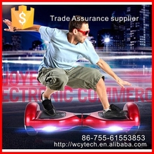 Best 2015 factory selling self balance drifting 2 wheel electric LED scooter self balancing
