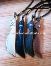 2015 Perfect design electronic cigarette pouch small e cig leather pouch