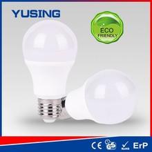 china market in dubai 100-240v RA80 plastic led bulb a60 ayers