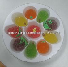 jalea de frutas de la caja