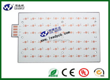 2015 Save 20%!!! Competitive price high power Al base led panel lighting smd led pcb