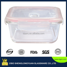 Super Sale! Oven Safe Pyrex Lunch Box Glassware Wholesale/Glass Food Container