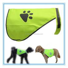 EN471 promotion wholesale fashion hi vis reflective dog clothes