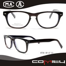 عالية الجودة رخيصة موضة نظارات المرأة البصرية