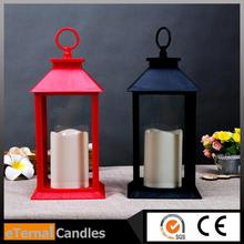 New design flameless led vanilla scented wax candles with high quality