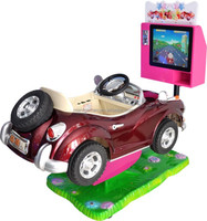 2015 games for kids funny bubble car amusement kids rides game machine