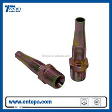 China supplier Hydraulic carbon steel elbow female nipple joint