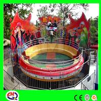 Amusement park necessary rides kids crazy dance rides