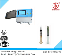 online multifunction acid concentration meter/Electromagnetic detecting element doesn't contact with the measured medium directl