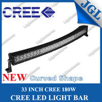 new innovative product made in china 180w radius led light bar for off road truck jeep