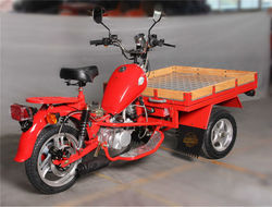 New Three Wheel Motorcycle/Cargo Tricycle For Sale