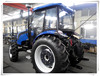 High quality and good price four wheel garden tractor price list