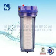 "China 10"" single water filter"