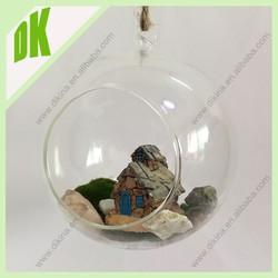 wedding gift, indoor greenhouse, glass gift,garden decoration,custom hanging Glass Round Balls
