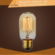 Promot delivery for edison style light bulbs T45 e26 edison bulb