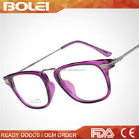 top design fashion square TR90 promotion optical frame