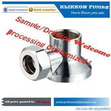 line pressing right angle nut