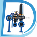 Top calidad estable de filtrado de lado- de montaje del filtro de arena para peces de estanque hecho en china