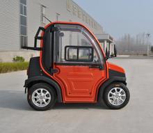 2 seats electric car