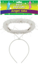 Party decoration angel halo headband fashion style headband for christmas party H4214