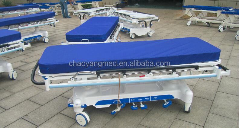 Cy-f622 роскошный больница гидравлический аварийного носилки