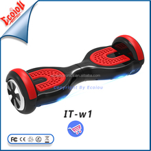 wholesale 6.5 inch Two Wheel Stand Up Self-balancing Electric Chariot Scooter/vehicle/transporter/bike Or Smart Mobility Scooter