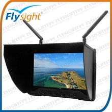 "D308 Flysight 7"" HD Diversity FPV Monitor Black Pearl for DJI Phantom 3 Advanced/Professional"