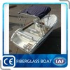 Alibaba China manufactures fiberglass passenger fishing boats sale europe