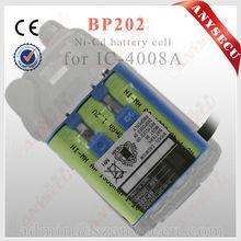 3.6V rechargeable 3.6V 1300mAH battery aaa BP202