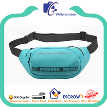 Wellpromotion promotional cheap fanny waist pack bag