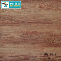 Oak LAMINATE WOOD FLOORING HDF core engineered wood floor