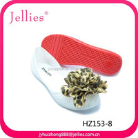2015 fashion ladies sandals plastic pvc material jelly footwear