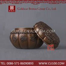 Excellent manufacturer best price promotional religious copper china home decor wholesale