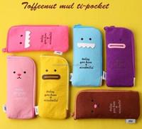 colorful felt Cell Phone Case (size:18*8CM)