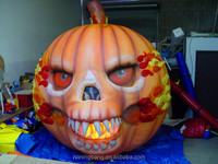NB height 3m Creative Customized inflatable Pumpkin for party decoration
