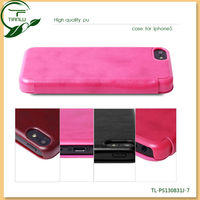 For iPhone 5C case, PU case for iPhone 5C, high quality for iPhone 5C, low price