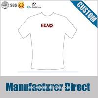 Low Price Tshirt Fashion Promotion Gift Simple Design T-shirt Custom Printed