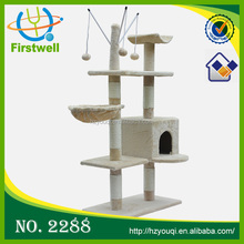 Wholesale Top Cat Trees Supply banana leaf cat tree