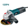 amoladora de ángulo 800w 125mm herramientas eléctricas de piezas de repuesto 125p4
