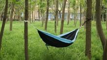 Nylon parachute hammock parachute hammock straps