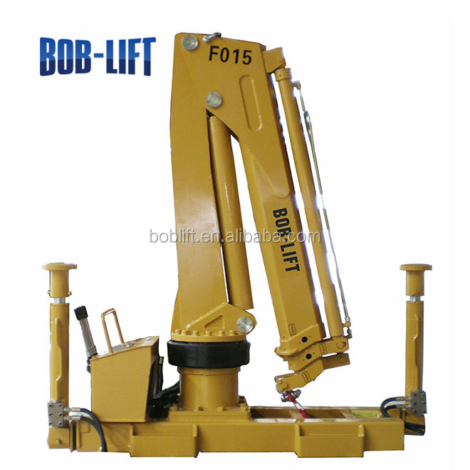 Knuckle Boom Cranes Manufacturers : Ton knuckle boom hydraulic arm crane for trucks sq za