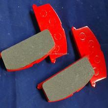 Less-metal Semi-metal Ceramic NAO Material Brake Pads for TOYOTA CAMRY