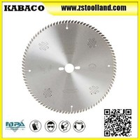 MPA Approved TCT Saw Blade For cutting Plastic Steel and Aluminum