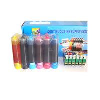100ml 6 Colors waterproof Inkjet Printer Dye Sublimation white Ink