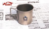 2015 hot sale Titanium tea pot