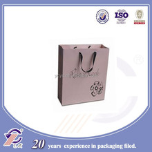 Fashion Cute custom printed rose black paper bags, paper bags manufacturers in China, paper bags with handles